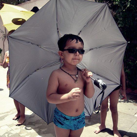Aqua Fun & Beach Party