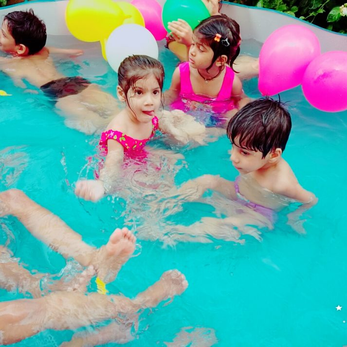 Pool Party - Summer Camp